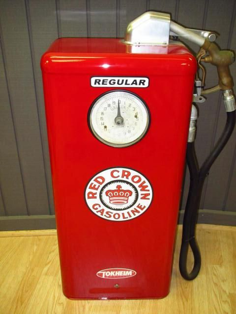 tokheim gas pump models |     gas-and-oil/authentic-restored