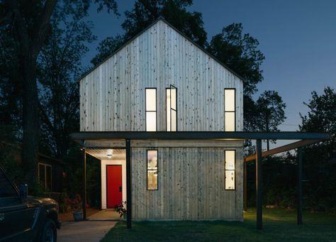 un loft dans une ancienne grange non une maison