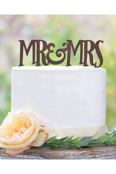 Wedding Cake Topper 75% off