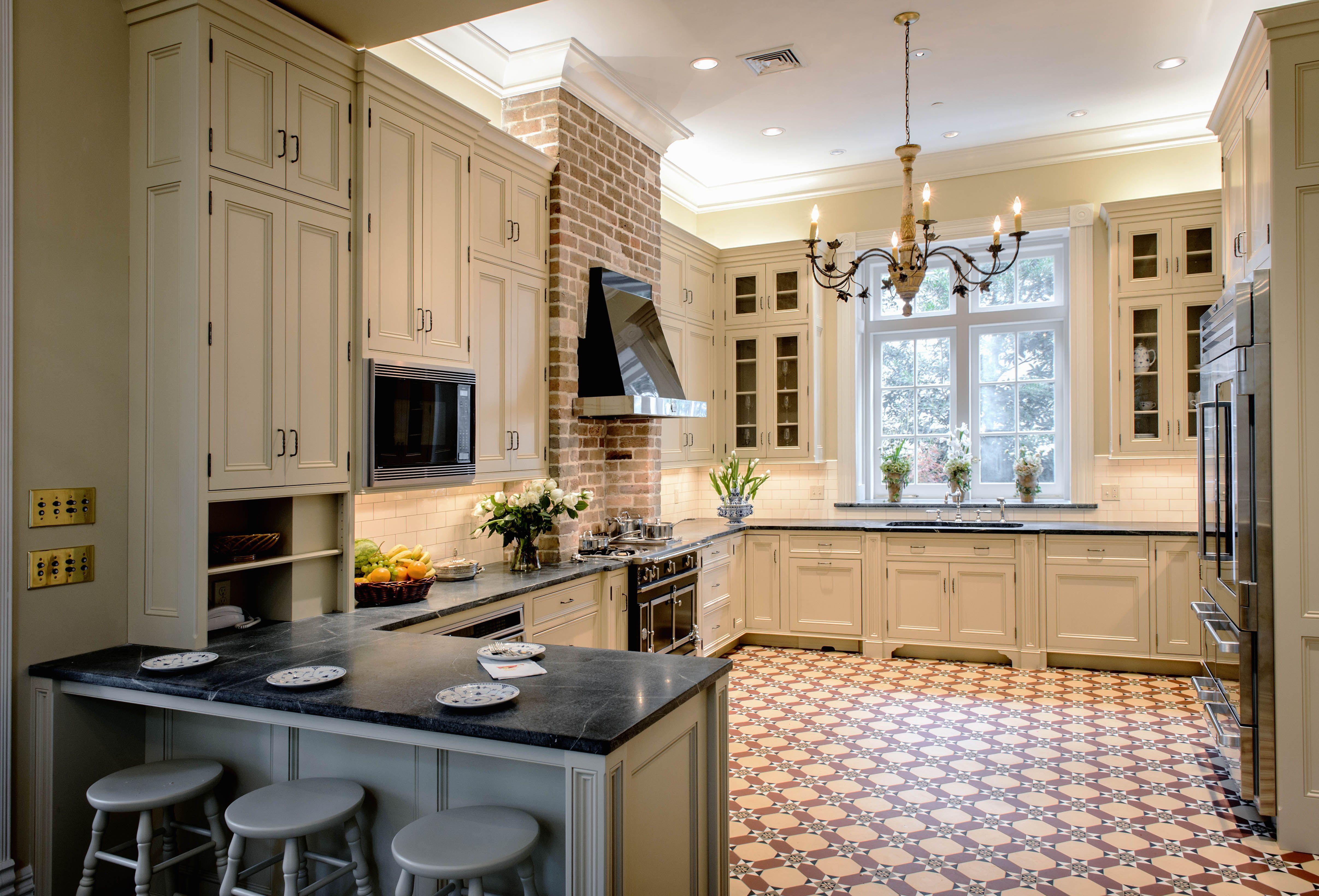 new orleans garden district kitchen - Google Search ...