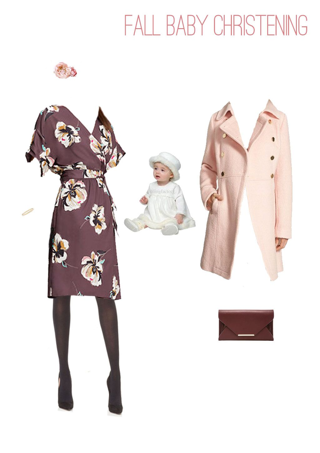 c840331f2cbad What to wear to a baby christening --//-- no christening for me, I just  think this is pretty :)