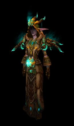 Cycle Armor Transmog Set World Of Warcraft Wow Transmog Druid