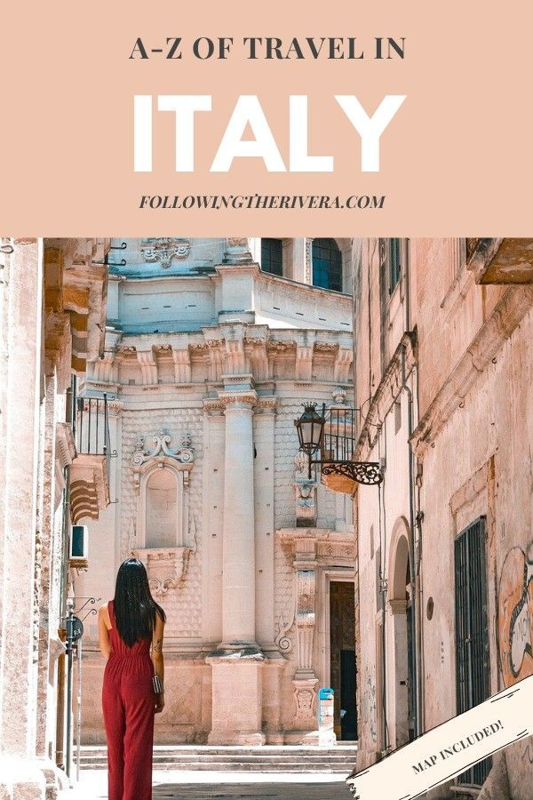 Are you dreaming of #traveling to #italy ? Use this helpful A-Z #travelguide to plan your perfect #vacation to the land of #art #architecture incredible landscapes and delicious #travel #food #italia #sicilia #italytravel #travelItaly #sicilytravel #traveltips #traveldestinations #travelideas #smalltownitaly #travelersnotebook #traveladvice #traveladviceandtips #traveltipsforeveryone #traveladdict #travelawesome #travelholic #europetravel #europetraveltips