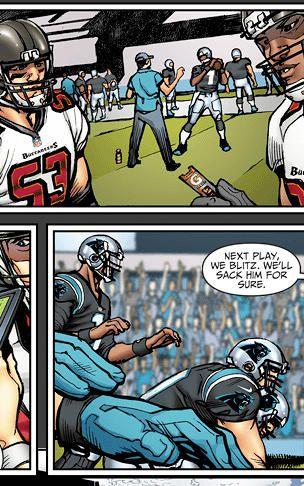 b65323db6 NFL Stars Cam Newton And J.J. Watt Star In Gatorade