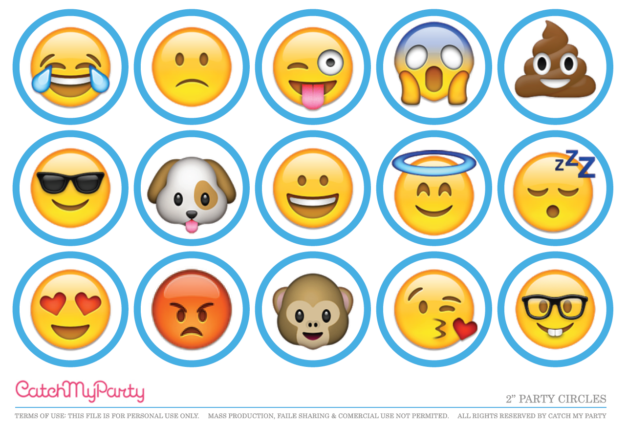 Pin By Crafty Annabelle On Emoji Printables In 2018 Pinterest