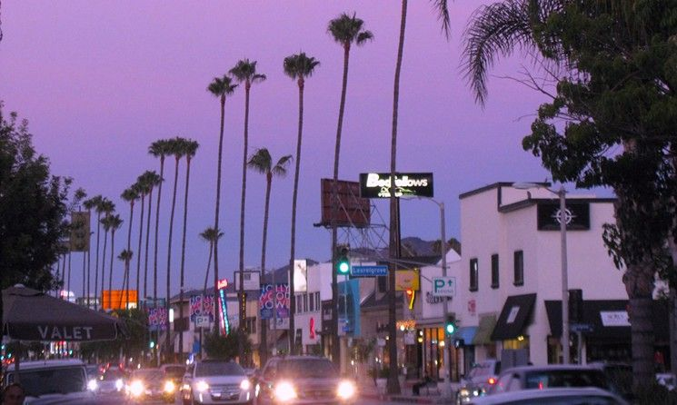 What L A S Spanish Street Names Mean In English Ventura Boulevard Hotel California City Of Angels