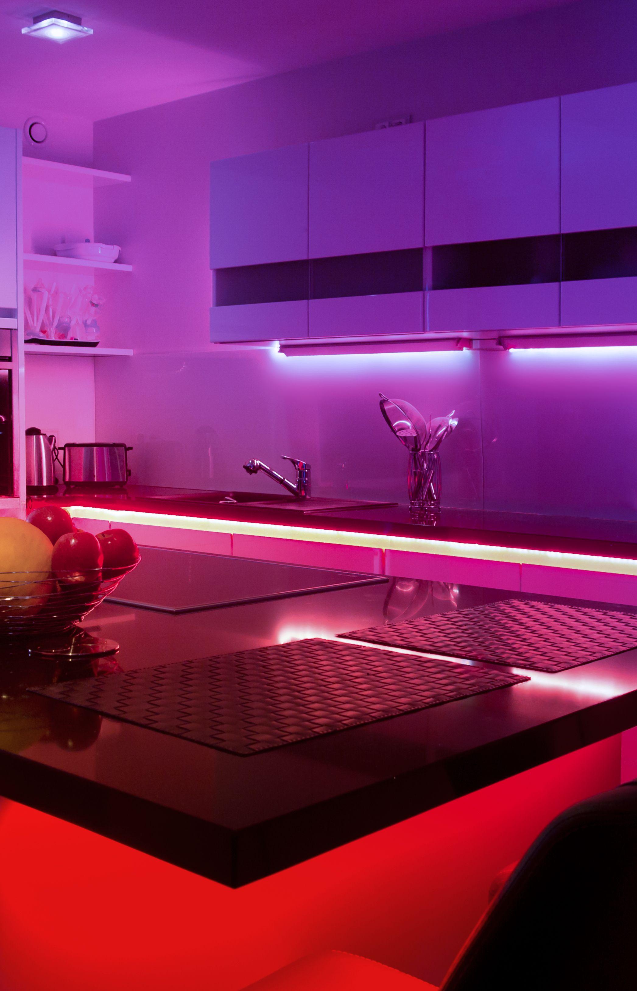 Inspirierend Led Unterbaustrahler Küche