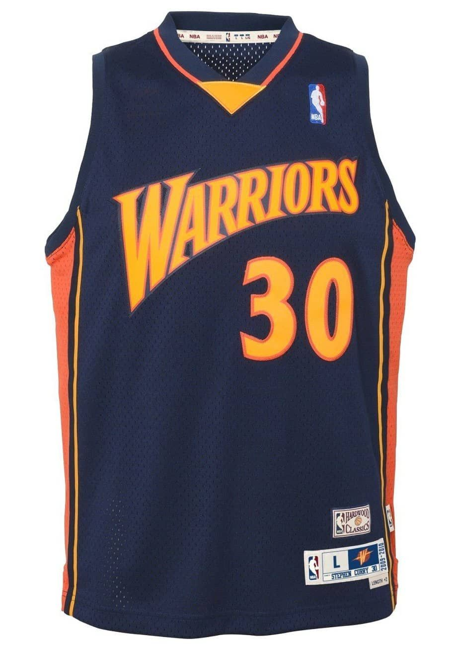 0ff97e21d Steph Curry Golden State Warriors Youth NBA Soul Swingman Jersey - Navy