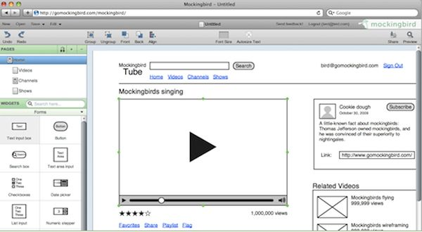 Top 15 Wireframing Tools For Web Designers Web Design Tools Web Design Tips Web Design