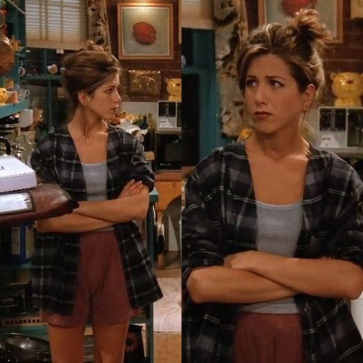 These are the most iconic outfits from friends! #rachelgreenoutfits