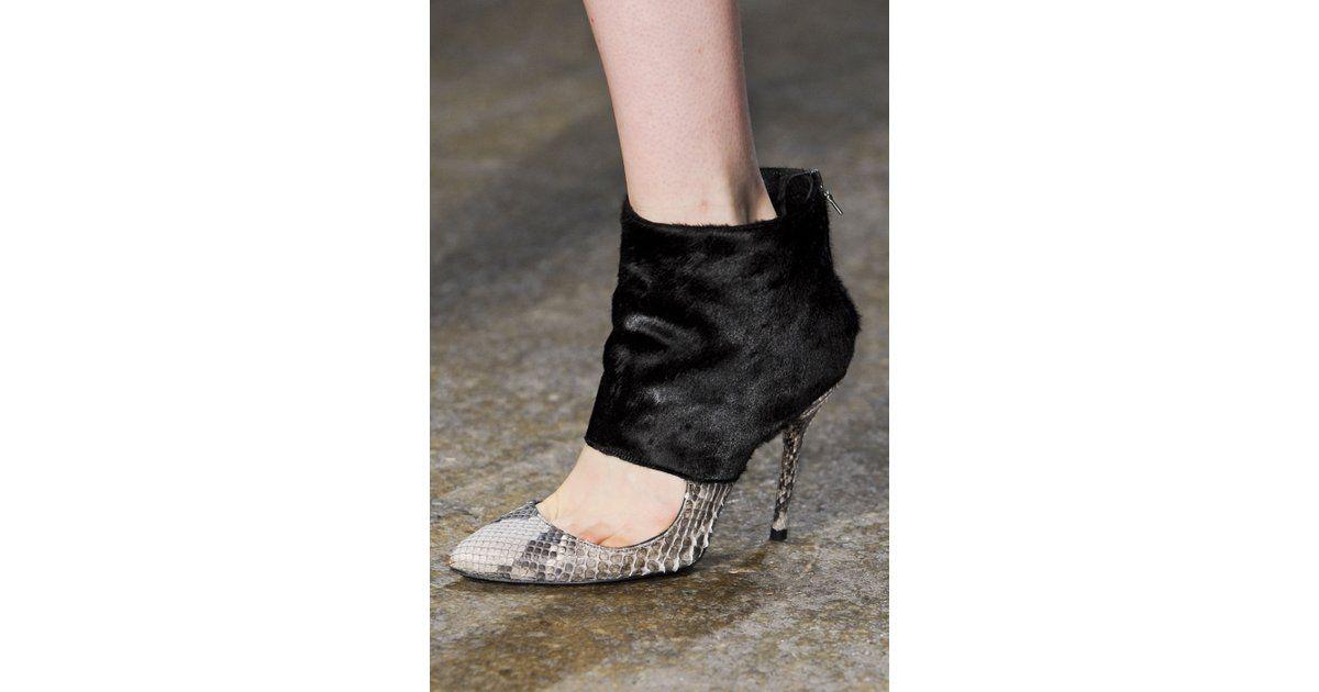 Best Shoes at New York Fashion Week Fall 2013   POPSUGAR Fashion