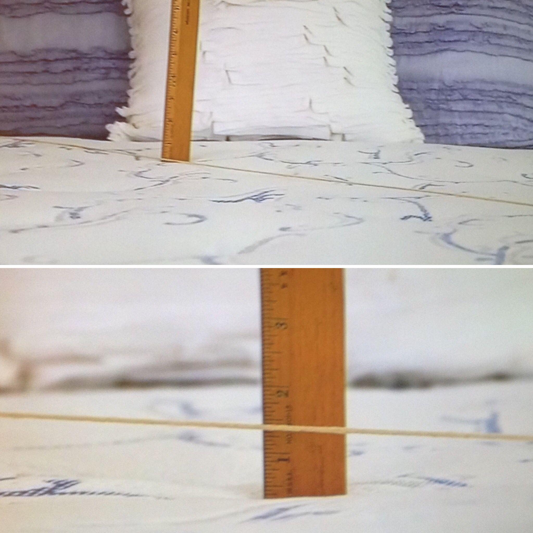 Before after firm mattress mattress make it simple