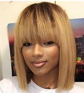 Cheyenne July Look In 2019 Black Girl Bob Hairstyles