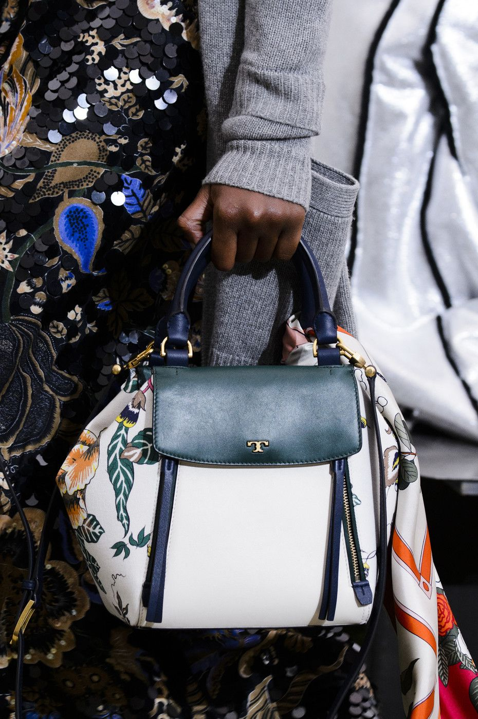 Tory Burch At New York Fall 2018 Details