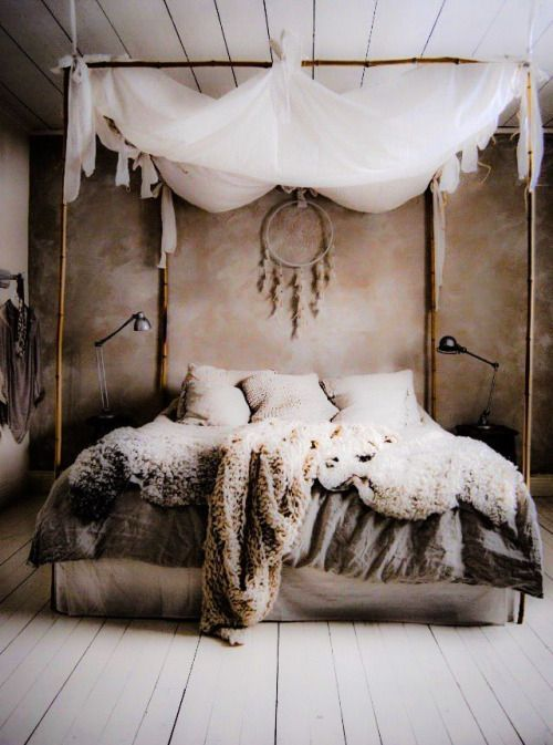 bed ☻ boho | décor | Pinterest | Boho, Bedrooms and Room