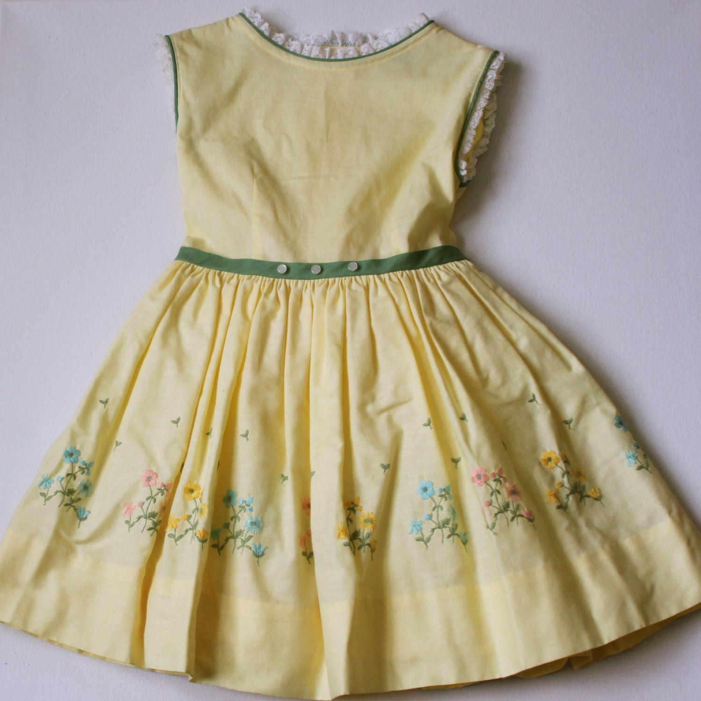 Beautiful Cinderella Girl S Dress Vintage Girls Dresses Vintage Childrens Clothing Little Girl Fashion [ 1500 x 1500 Pixel ]