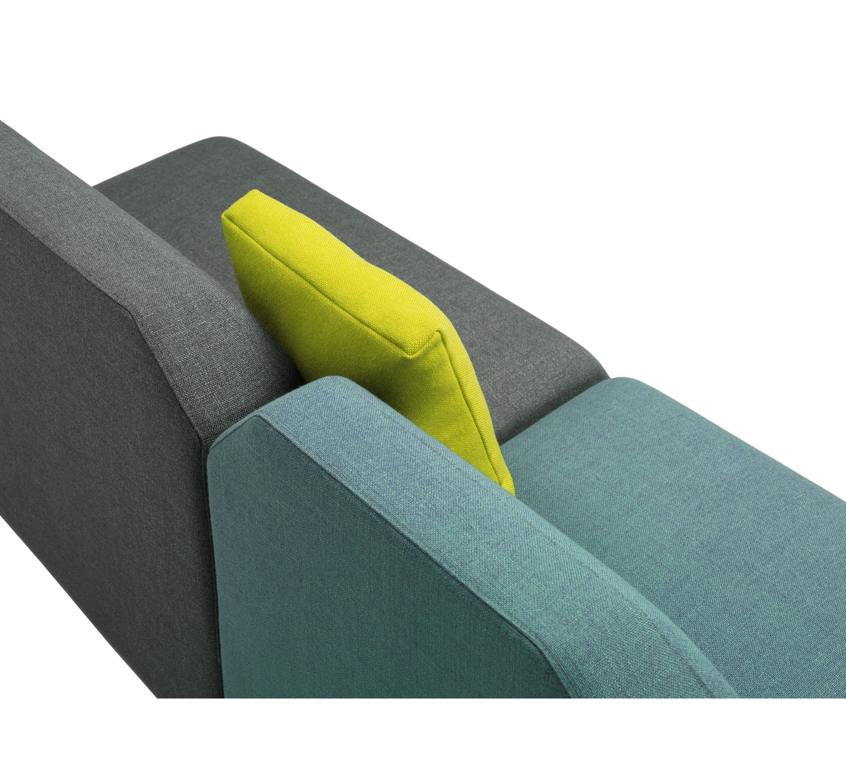 Cumulus Sectional Sofa (with Cirrus Cushions) By Jonas Wagell For Mitab