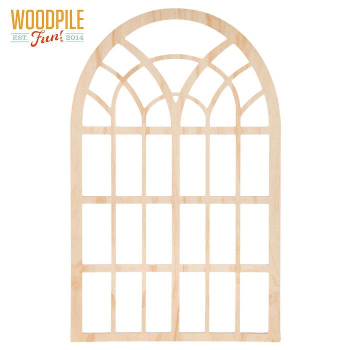Farmhouse Window Frame in 2020 Farmhouse windows, Hobby