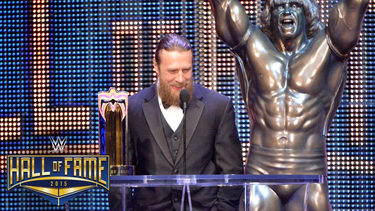 "Daniel Bryan shares some touching Connor ""The Crusher"" Michalek stories: March 28, 2015"