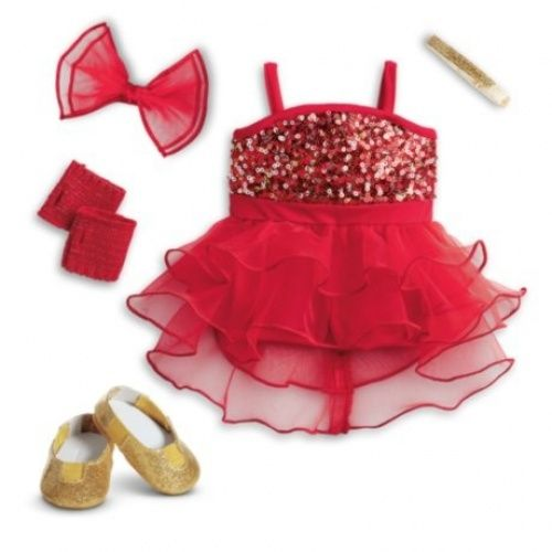 American-Girl-Sparkly-Jazz-Outfit-for-Dolls-Truly-Me-2015-Free-Delivery