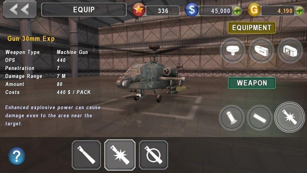 Gunship Battle : Helicopter 3D 1.3.8 Hileli Mod Apk | SonApk.NET | Oyunlar