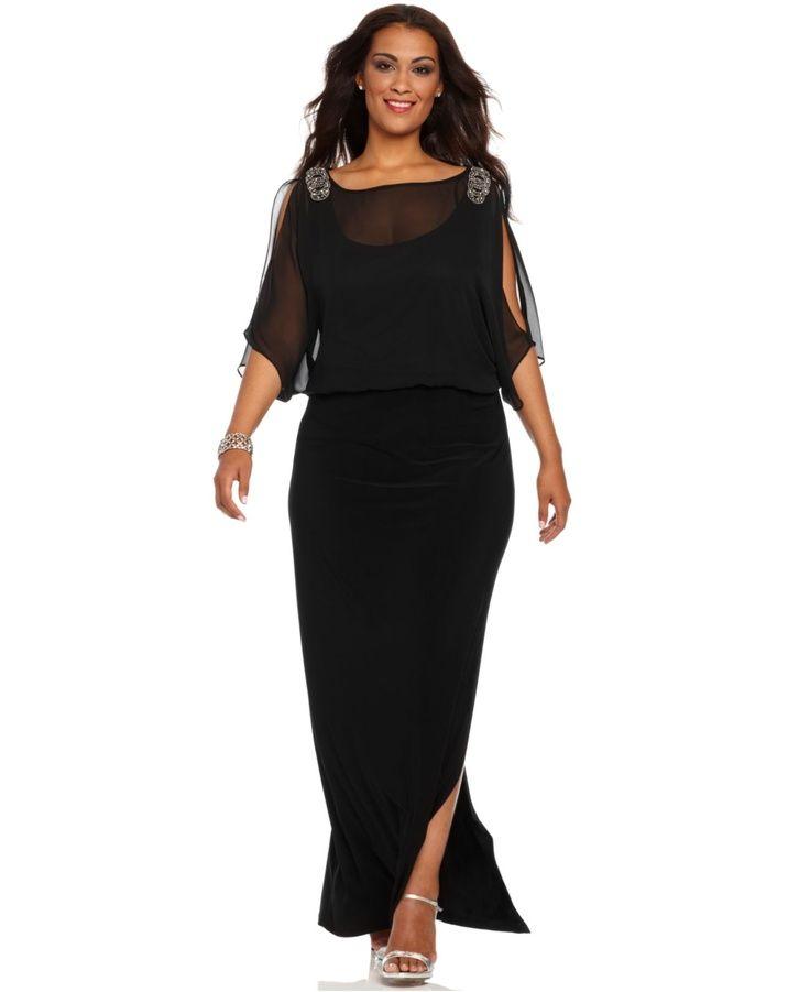 cutethickgirls evening plus size dresses (18) #plussizedresses