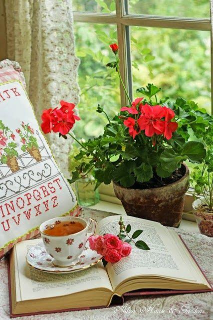 Tea With The Lovely Carolyn Aiken at Aiken House and Gardens blog