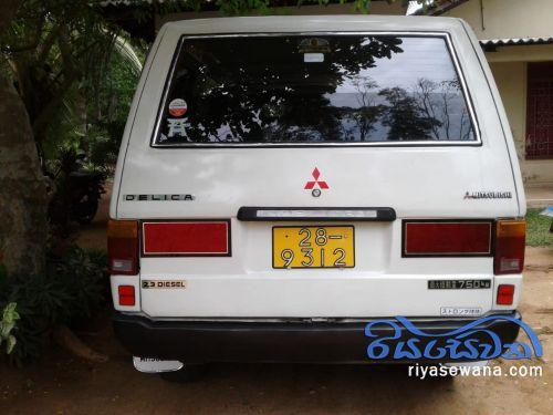 Mitsubishi L300 Van Sri Lanka Mitsubishi Used Vans