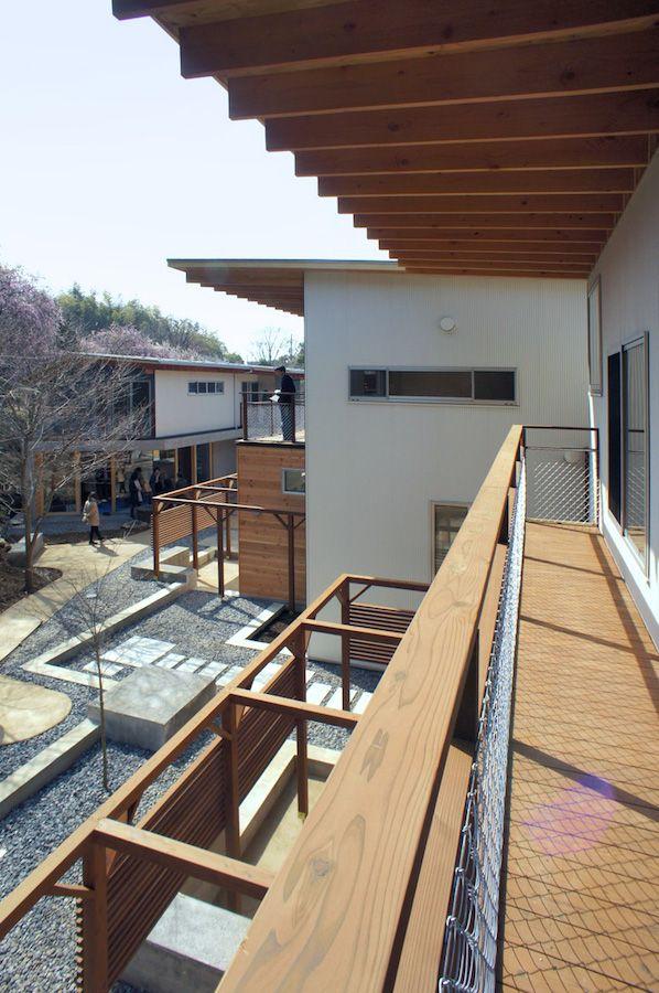 SALHAUSによる川崎の集合住宅「tetto」