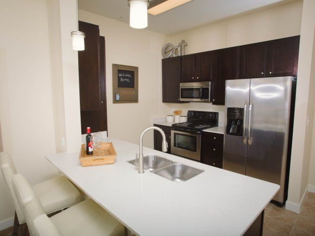 Kitchen In Solace Apartment Near Norfolk Va Apartments For Rent Virginia Beach Apartment