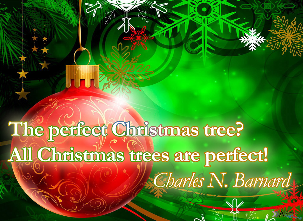 Perfect The Perfect Christmas Tree? Christmas Card Sayings