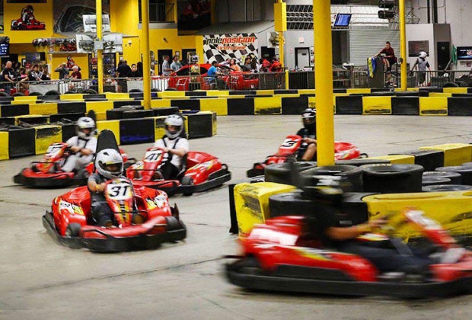 Go Kart And Slot Car Racing Destinations For Li Kids Slot Car