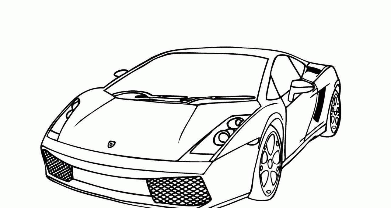 Único Lamborghini Dibujos Para Colorear Para Imprimir Foto - Ideas ...