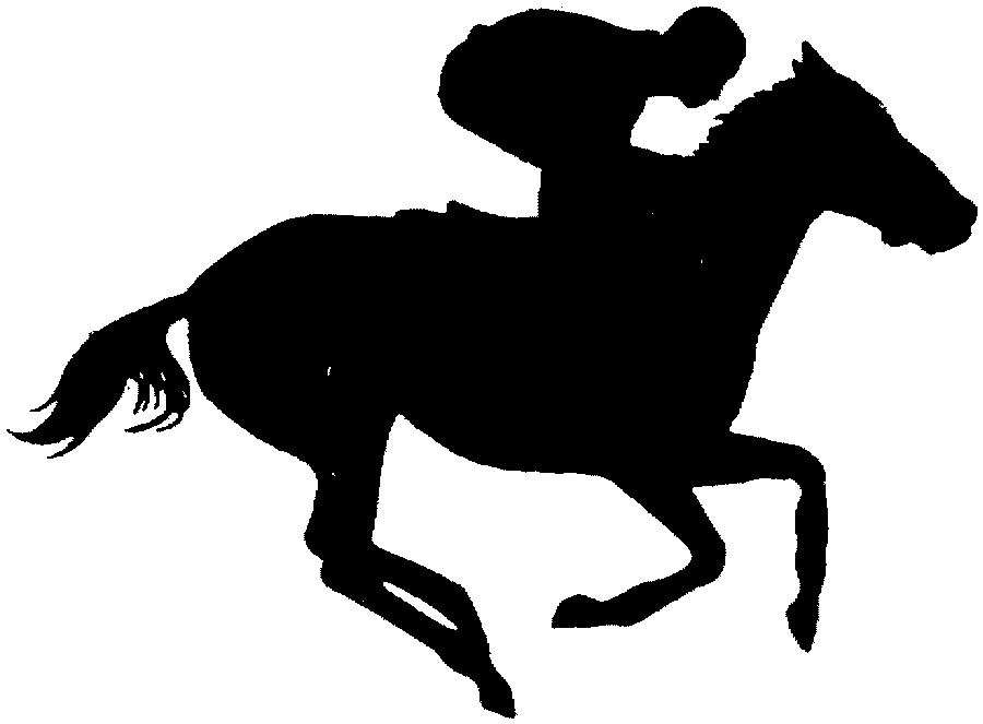 derby horse clip art displaying 20 gallery images for horse race rh pinterest com