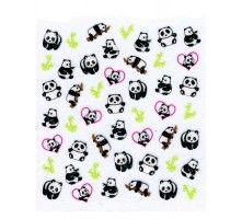 3D Collections - Panda Bears