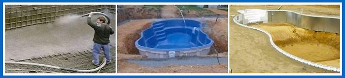 Fiberglass pool kits do it yourself diy inground fiberglass pool kits diy inground pool pinterest solutioingenieria Choice Image