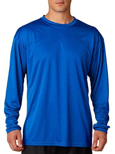 Adult Cooling Performance Long Sleeve T Shirt With Images Long