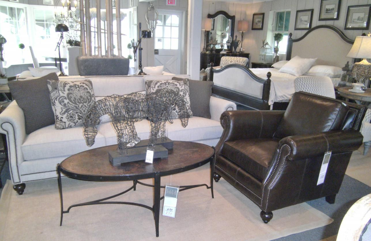 This Stunning Sofa Group Is In Ch2 At Cherry House Home Decor Furniture Rustic Contemporary