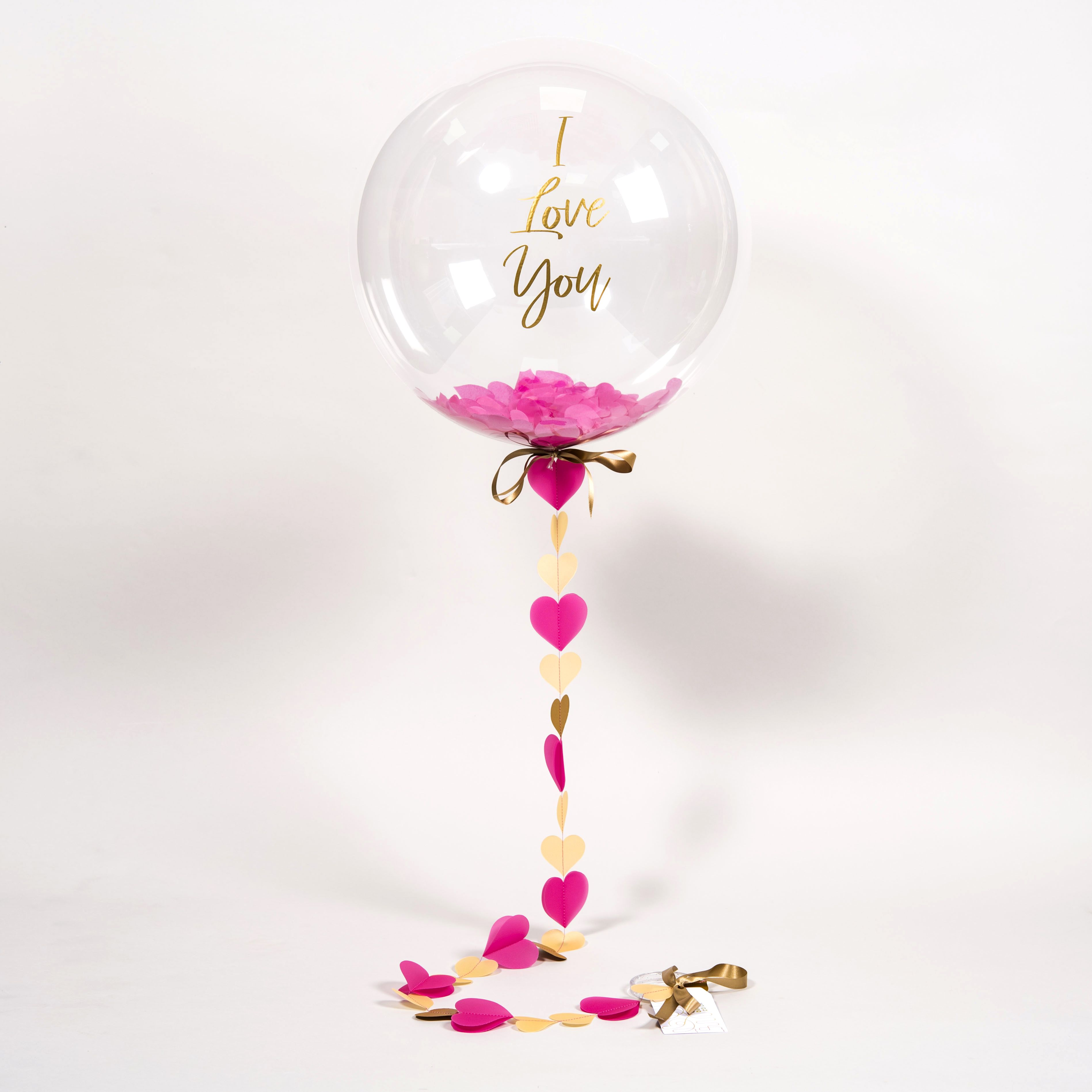 """Personalised Engagement Photo Balloon 22/""""  With Your Photo /& Name"""