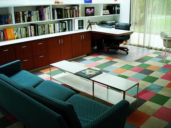 Eero Saarinen Miller Residence 23