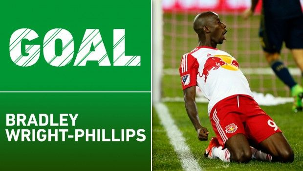 #MLS  GOAL: Bradley Wright-Philips taps in his 2nd of the day