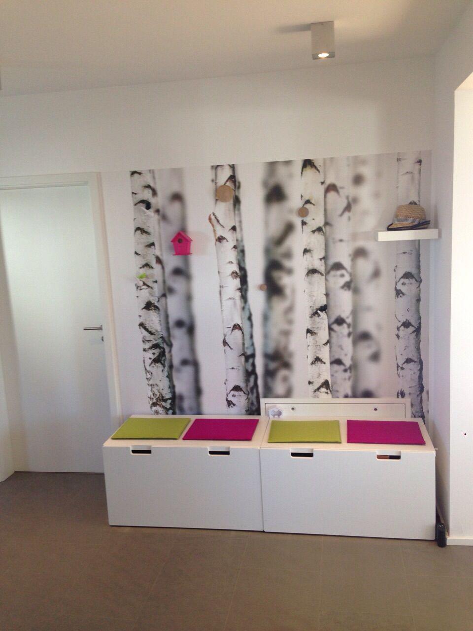 ikea stuva garderobe mehr praxis pinterest einrichten und wohnen garderoben und leben. Black Bedroom Furniture Sets. Home Design Ideas