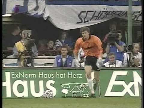 1997 - Finale UEFA CUP: Schalke 04 - Inter Mailand 4:1 n.E.