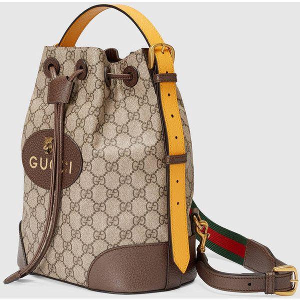 ab1c21687867 Gucci Gg Supreme Backpack ( 1