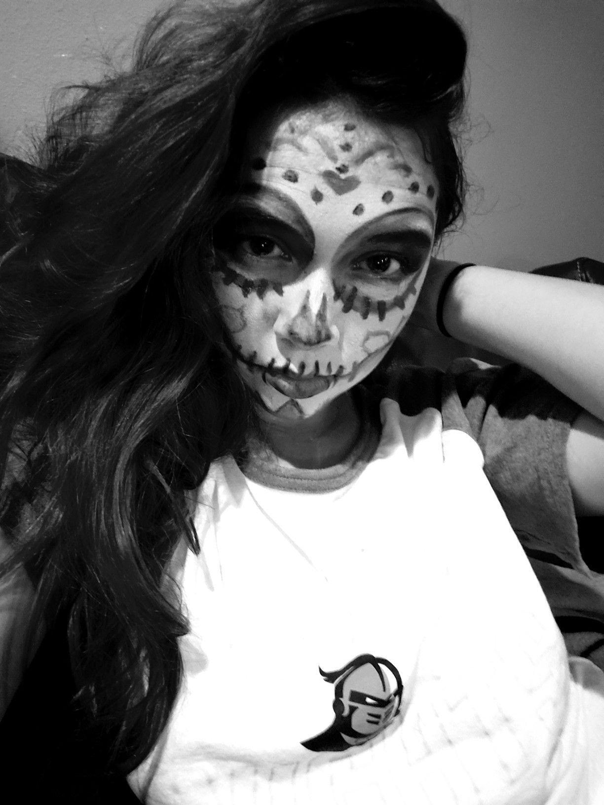 Facepaint Halloween makeup, Halloween face makeup, Halloween