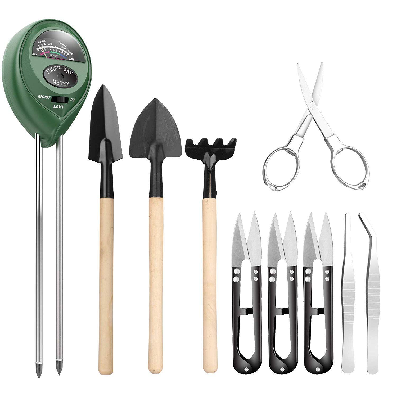 70 Off Soil Meter 9pcs Bonsai Tools Bonsai Tools Soil Testing
