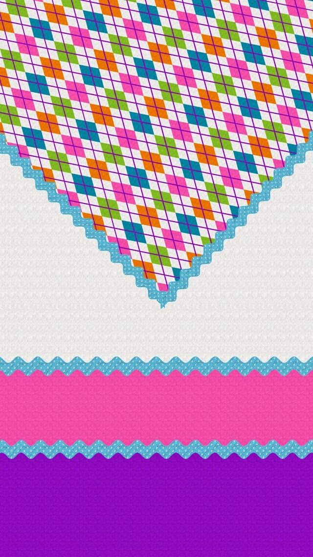 Dazzle My Droid Colorful Is The Name Wallpaper Collection Zig Zag