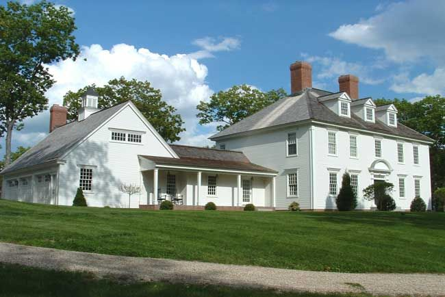 Colonial home house plans great ideas for building what for New england colonial home plans