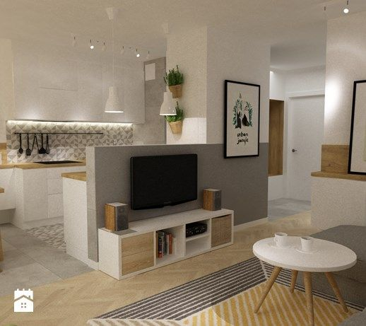 Kabaty Metamorfoza 60m2 Deco Maison Decoration Maison Cuisine Salle A Manger