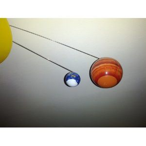 Uncle Milton Solar System In My Room Solar System Room Solar System My Room